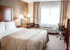 Quality Inn Seekonk-Providence - Seekonk - Bedroom