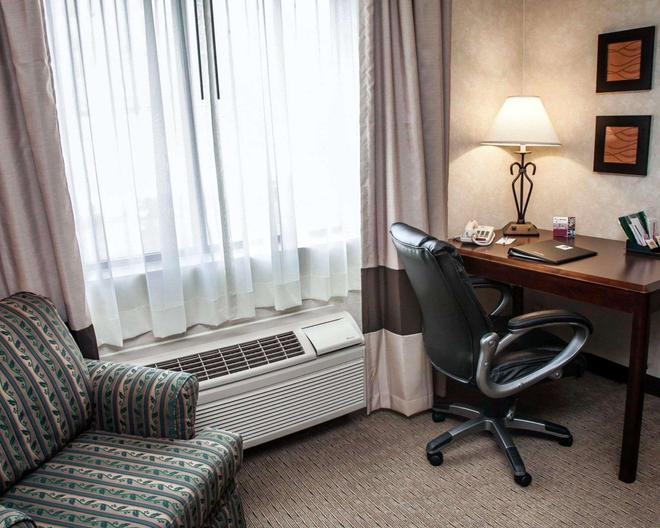 Quality Inn Seekonk-Providence - Seekonk - Salon