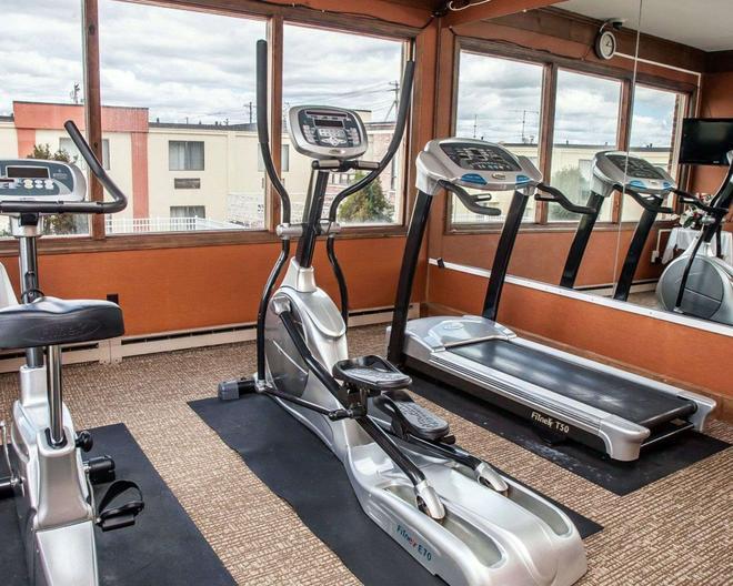 Quality Inn Seekonk-Providence - Seekonk - Salle de sport