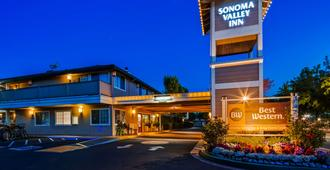 Best Western Sonoma Valley Inn & Krug Event Center - Sonoma - Edificio