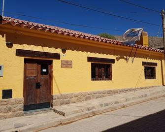 Casa Grande Hotel - Tilcara - Building