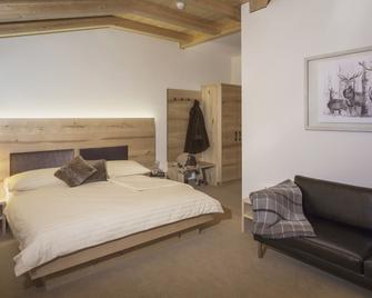 Hotel Cervo Sils - Sils im Engadin/Segl - Schlafzimmer