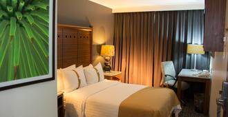 Holiday Inn Ciudad De Mexico-Trade Center - מקסיקו סיטי - חדר שינה