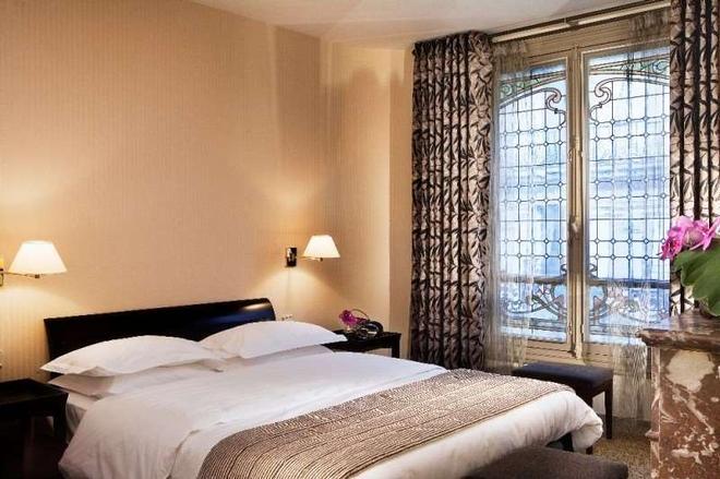 Hotel Vaneau Saint Germain - Paris - Schlafzimmer