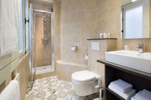 Hotel Vaneau Saint Germain - Paris - Phòng tắm