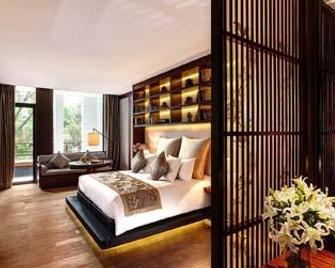 Tonino Lamborghini Hotel Kunshan City Center - Yushan - Ložnice