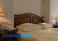 Hotel Unstruttal - Freyburg - Bedroom