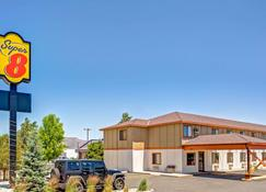 Super 8 by Wyndham Carson City - Carson City - Building