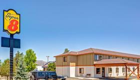 Super 8 by Wyndham Carson City - Carson City - Edificio
