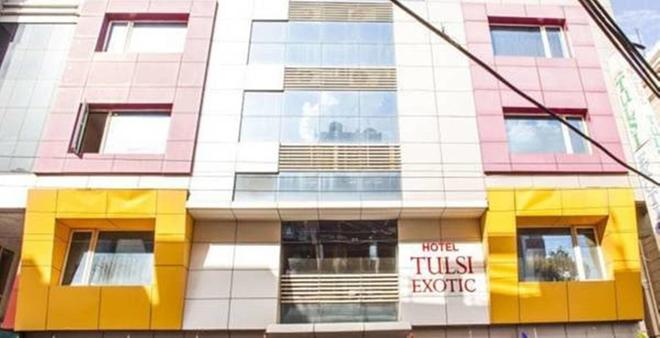 Hotel Tulsi Exotic - Bhopal - Building