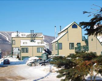 Condos Vacances Msa Inc. - Beaupre - Building