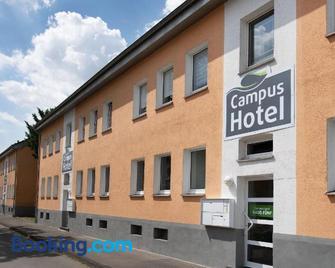 Campus Hotel - Унна - Building