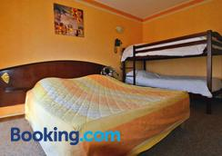 Hotel Le Saint Vorles - Aisey-sur-Seine - Bedroom