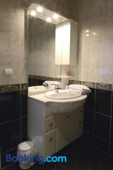 Hotel Le Saint Vorles - Aisey-sur-Seine - Bathroom