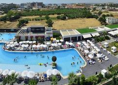 White City Resort Hotel - Alanya - Toà nhà