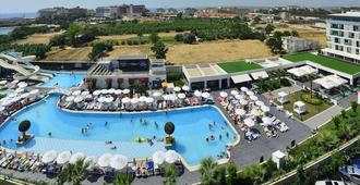 White City Resort Hotel - Alanya - Edificio