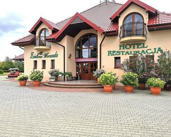 Hotel Zielona Weranda - Wieluń - Building