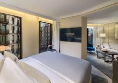 The One Barcelona - Barcelona - Phòng ngủ
