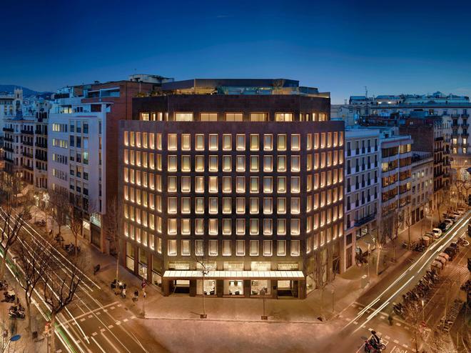The One Barcelona - Barcelona - Toà nhà