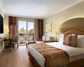 Ramada Resort by Wyndham Kazdaglari Thermal and Spa - Edremit - Slaapkamer