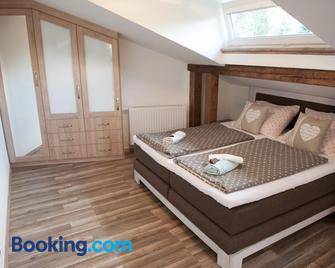 Luxusní Apartmán Nmnm - Nove Mesto na Morave - Bedroom