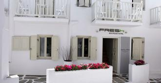 Fresh Boutique Hotel - Mykonos - Building