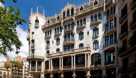Hotel Casa Fuster - Barcelone - Bâtiment