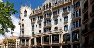 Hotel Casa Fuster - Barcelona - Rakennus