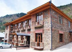 Hotel Old Borjomi - Боржомі - Будівля