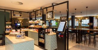 The James Hotel Rotterdam - רוטרדם - מסעדה