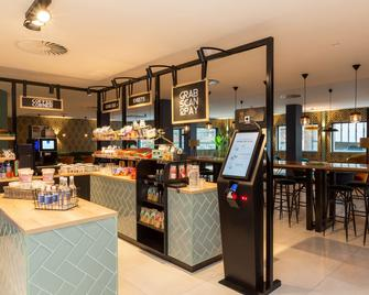 The James Hotel Rotterdam - Rotterdam - Restaurant
