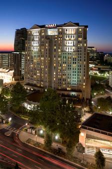 Grand Hyatt Atlanta In Buckhead - Atlanta - Building