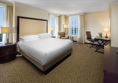 Grand Hyatt Atlanta In Buckhead - Atlanta - Bedroom