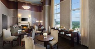 Grand Hyatt Atlanta In Buckhead - Atlanta - Restaurant