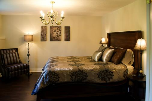 Panache Bed and Breakfast - Niagara-on-the-Lake - Bedroom