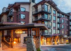 Hotel Terra Jackson Hole - A Noble House Resort - Teton Village - Edificio