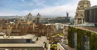 DoubleTree by Hilton Hotel London -Tower of London - London - Utsikt
