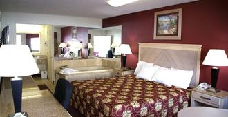 Crystal Inn & Suites Atlantic City Absecon - Galloway - Bedroom