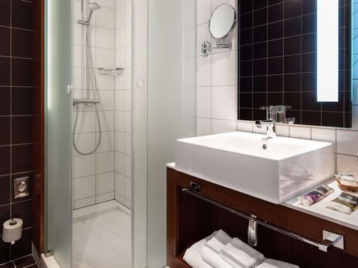 俄斯特瓦中心美居酒店 - 奥斯特拉瓦 - 俄斯特拉發 - 浴室