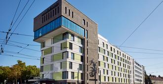 Me and All Hotel Mainz - Mainz - Toà nhà