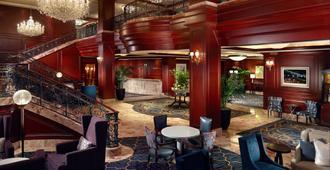 Omni San Francisco Hotel - San Francisco - Recepción