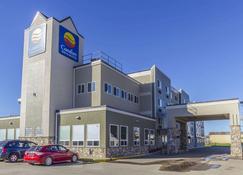 Comfort Inn & Suites - Yorkton - Building
