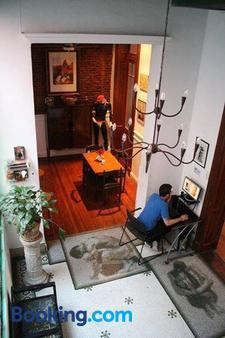 Lugar Gay Bed & Breakfast - Buenos Aires - Recepción
