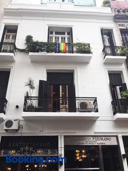Lugar Gay Bed & Breakfast - Buenos Aires - Edificio