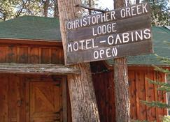 Christopher Creek Lodge - Christopher Creek