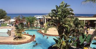 Calypso Beach Hotel - Faliraki - Piscina