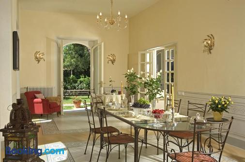 Villa Signori - Marina Di Pietrasanta - Phòng ăn