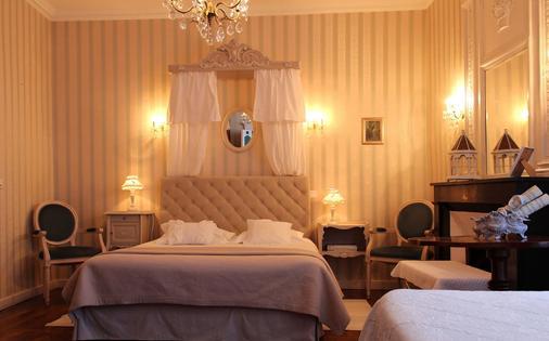 Maison Du Prince De Conde - Charroux - Bedroom