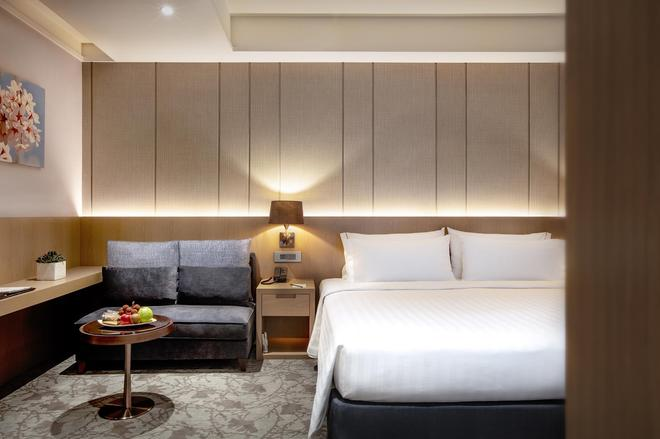 Hotel Valletta - Jiaoxi - Bedroom
