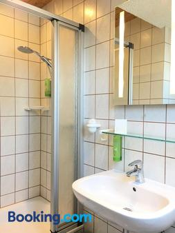 Hotel H.E.Y.M.A.N.N. - Kaiserslautern - Bathroom
